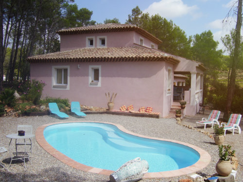 House Les Arcs Sur Argens - 8 people - holiday home  #58132