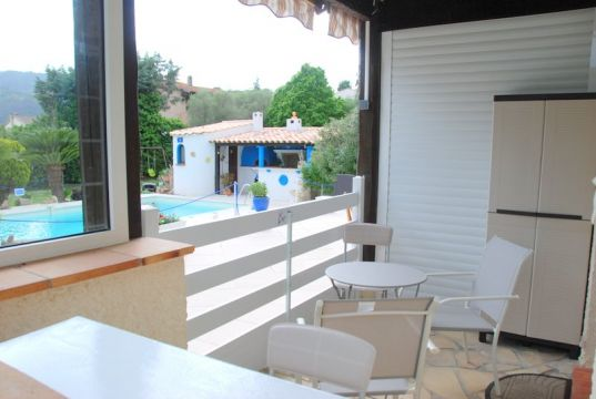 Gite in LA ROQUETTE SUR SIAGNE - Vacation, holiday rental ad # 58159 Picture #13