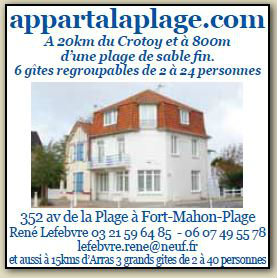 Haus in Fort-mahon-plage - Anzeige N°  58175 Foto N°2