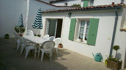 Maison La Flotte En Ré - 8 personnes - location vacances  n°58188