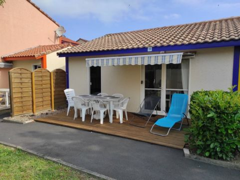 House in souston plage - Vacation, holiday rental ad # 58189 Picture #1