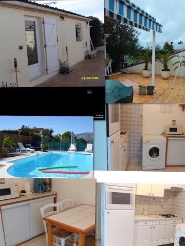 Maison à Ajaccio pour  2 •   1 chambre