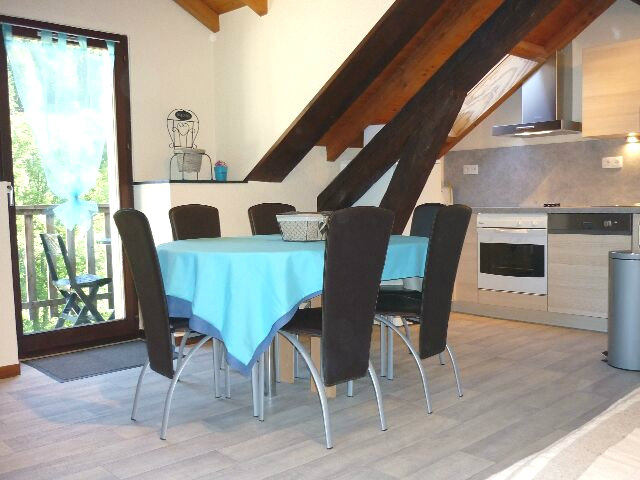 Flat La Bresse - 6 people - holiday home  #58241