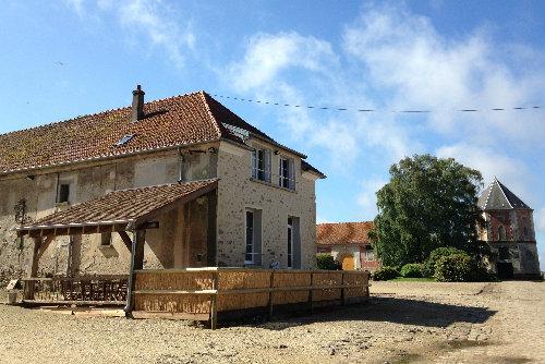 Gite Le Plessis-placy - 9 personnes - location vacances