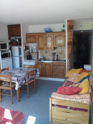 Studio 6 personnes Aragnouet - location vacances  n°58314