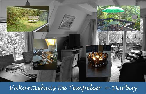 Chalet Durbuy - 4 personnes - location vacances  n°58315