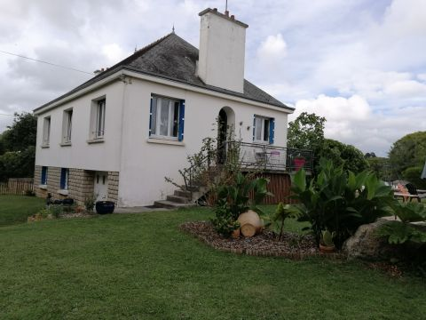 House in Le pouldu - Vacation, holiday rental ad # 58318 Picture #1