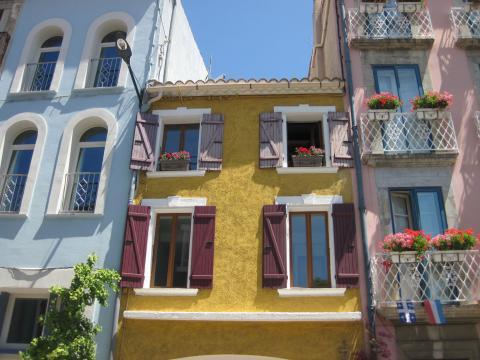 Maison Leucate - 4 personnes - location vacances  n°58356