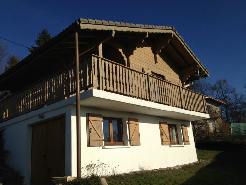Chalet 6 personnes Le Haut Du Tot - location vacances  n°58357