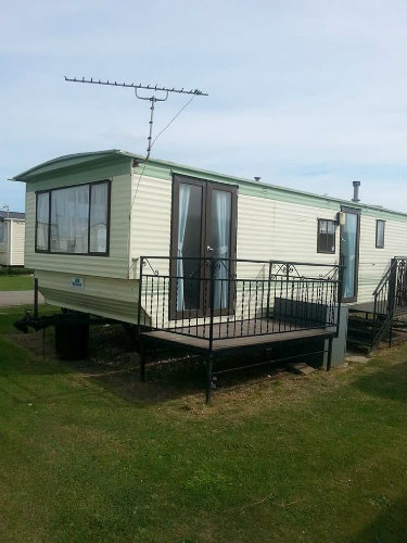 Caravan Ingoldmells - 6 people - holiday home  #58374