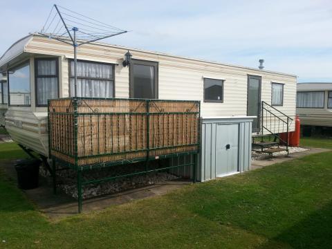 Caravan Ingoldmells - 7 personen - Vakantiewoning  no 58375