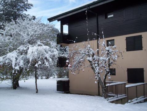 Appartement 6 personnes La Chapelle D'abondance - location vacances  n°58392