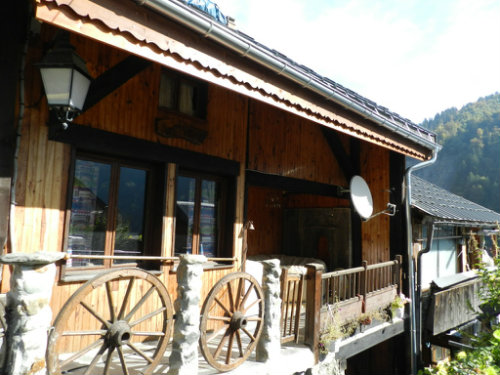 Chalet in Celliers - Vacation, holiday rental ad # 58399 Picture #0