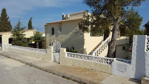 Maison Cumbre Del Sol (benitachell) - 10 personnes - location vacances  n°58405