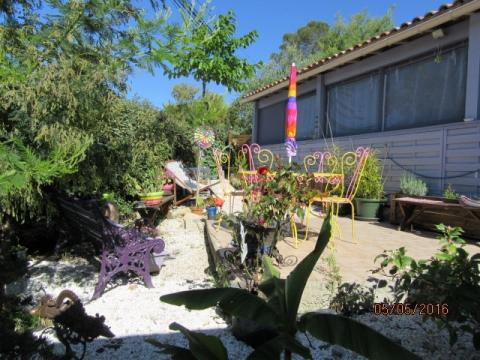 Mobile home Hyeres - 4 people - holiday home  #58437