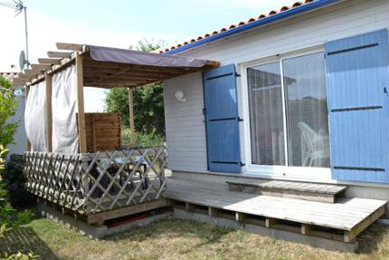 Gite in Brem sur mer  - Vacation, holiday rental ad # 58450 Picture #1
