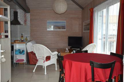 Gite in Brem sur mer  - Vacation, holiday rental ad # 58450 Picture #2
