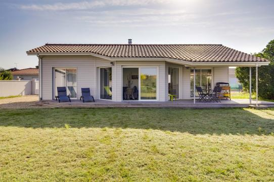 House 7 people Biscarrosse - holiday home  #58496
