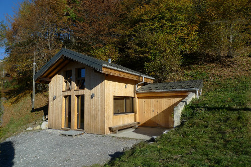 Chalet in Sixt-Fer-à-cheval - Vacation, holiday rental ad # 58505 Picture #1