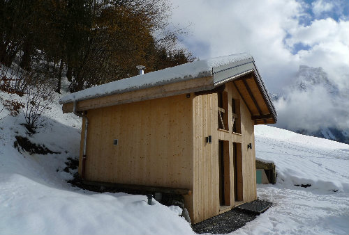 Chalet in Sixt-Fer-à-cheval - Vacation, holiday rental ad # 58505 Picture #14