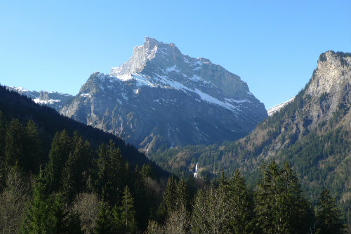 Chalet in Sixt-Fer-à-cheval - Vacation, holiday rental ad # 58505 Picture #15