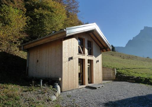 Chalet in Sixt-Fer-à-cheval - Vacation, holiday rental ad # 58505 Picture #0