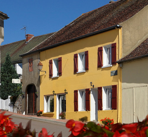 Gite in Beaubery - Vacation, holiday rental ad # 58518 Picture #10
