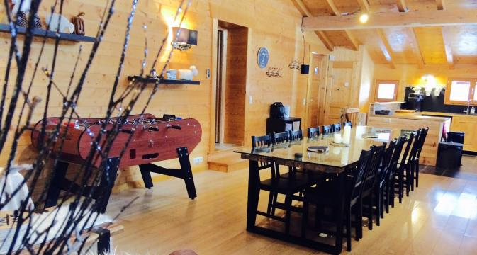 Chalet Chamonix - 12 people - holiday home  #58522