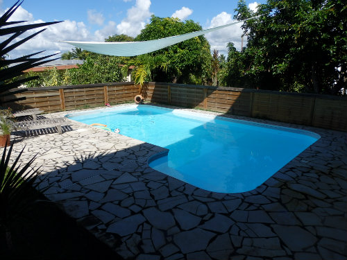Appartement Baie Mahault - 5 personnes - location vacances  n°58523