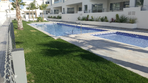 Flat 4 people Torrevieja - holiday home  #58543