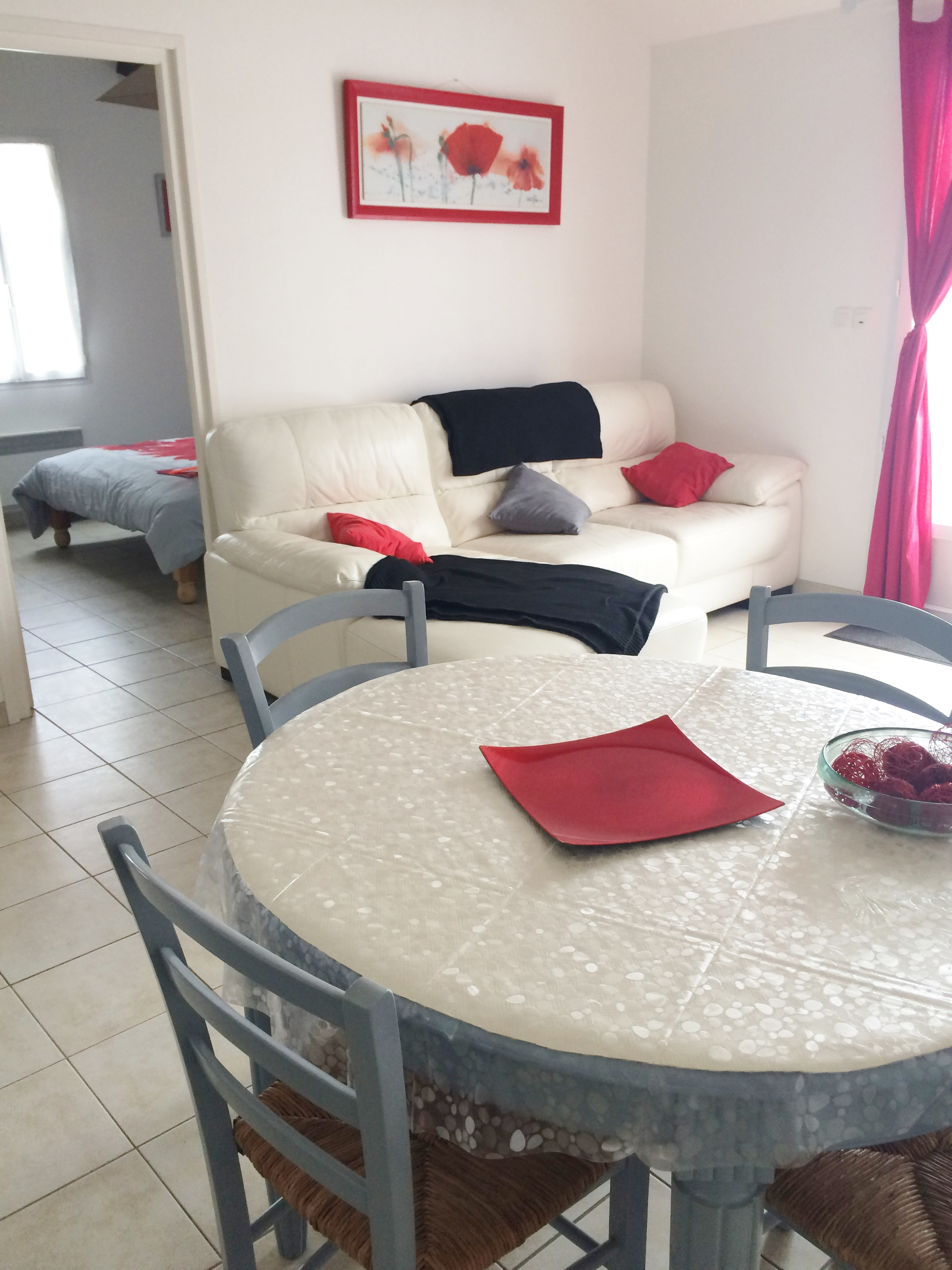 Gite Angles - 5 personnes - location vacances  n°58569