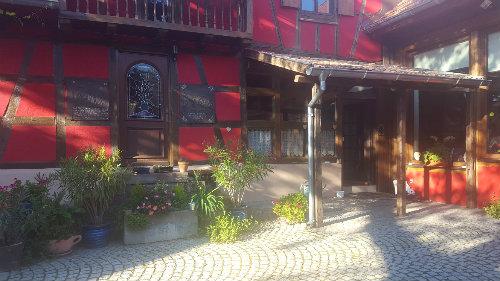 Gite Olwisheim - 8 personnes - location vacances  n°58570