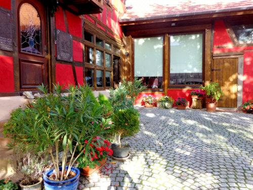Gite à Olwisheim pour  6 •   parking privé