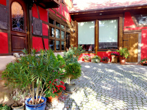 Gite Olwisheim - 6 personnes - location vacances  n°58577