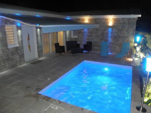 Maison Saint-gilles Les Bains - 3 personnes - location vacances  n°58584