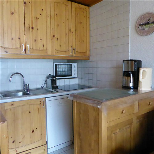 Flat in Les deux alpes - Vacation, holiday rental ad # 58605 Picture #10
