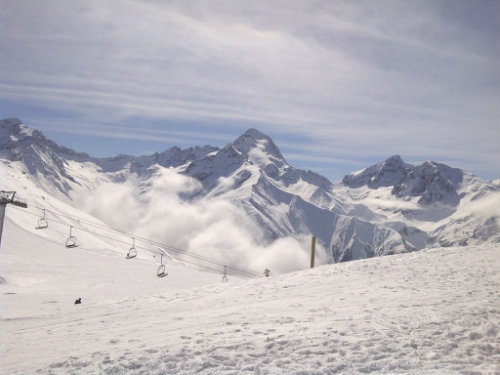 Flat in Les deux alpes - Vacation, holiday rental ad # 58605 Picture #16