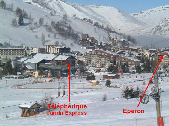 Flat in Les deux alpes - Vacation, holiday rental ad # 58605 Picture #19