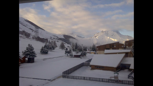 Flat in Les deux alpes - Vacation, holiday rental ad # 58605 Picture #6