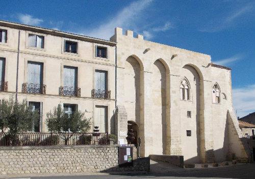 Château Capestang - 19 personnes - location vacances  n°58618