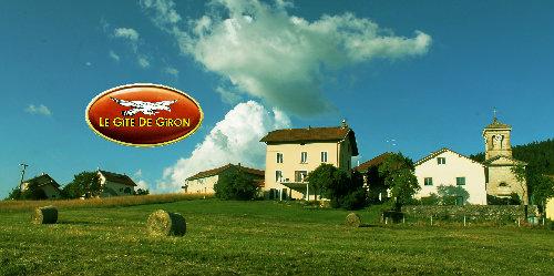 Gite Giron - 5 personnes - location vacances  n°58634