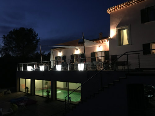 House in Saint Maximin la Sainte Baume - Vacation, holiday rental ad # 58636 Picture #1