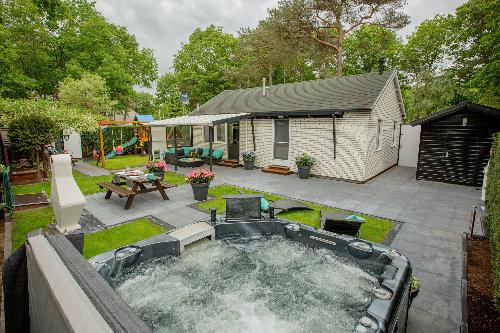 Huis in Markelo voor  4 •   tuin
