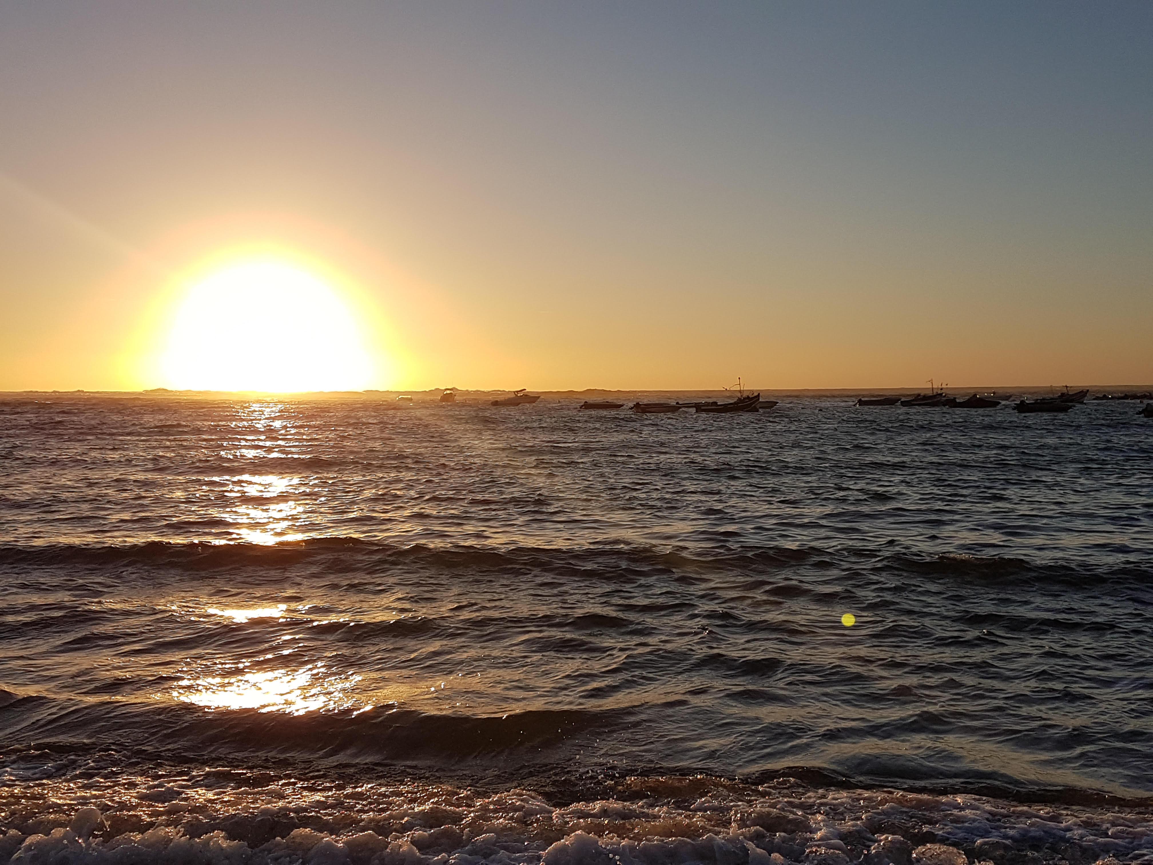 Bouznika -    vue sur mer
