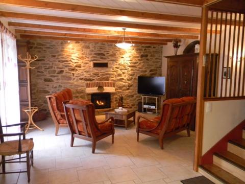Gite Douarnenez - 6 people - holiday home  #58658
