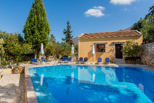 House 3 people Chania - holiday home  #58661