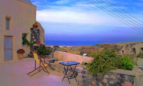 Maison Santorini - 4 personnes - location vacances  n°58664