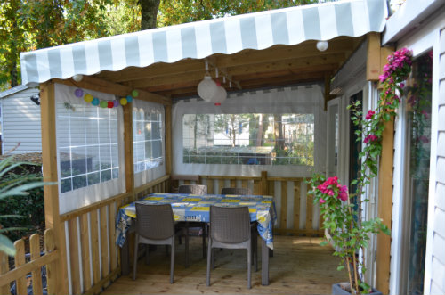 Mobil-home Saint Brevin Les Pins - 8 personnes - location vacances  n°58675