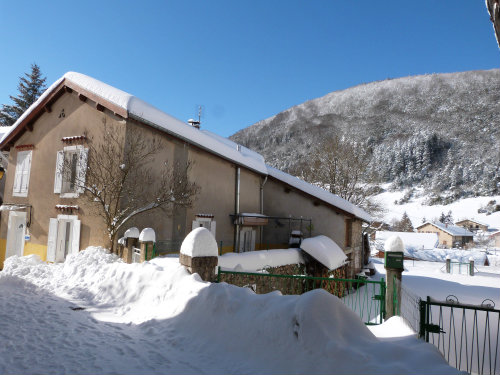 Gite Saint Agnan En Vercors - 8 personnes - location vacances  n°58682