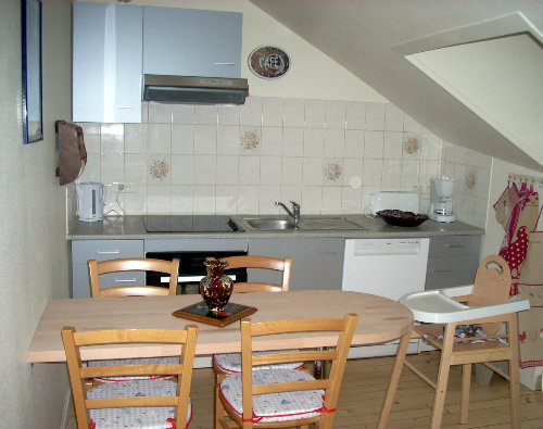 Flat in DOUARNENEZ - Vacation, holiday rental ad # 58684 Picture #6